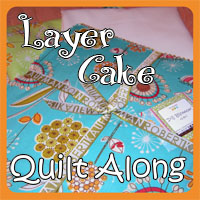 Layer Cake Quilt Along --  Moose on the Porch