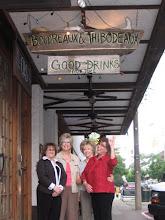 Boudreaux, Clothilde, Marie & Thibodeaux!