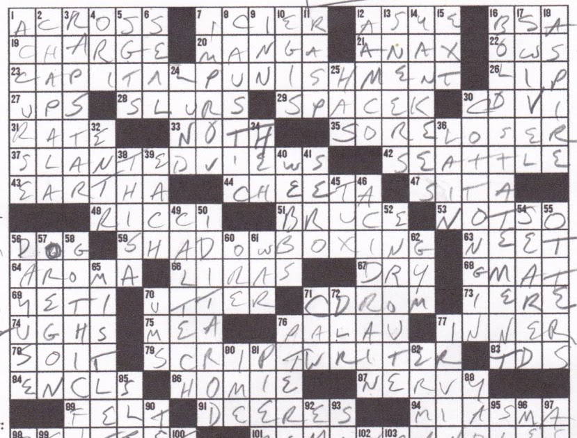 South Pacific Island Crossword Clue
