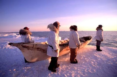 Longtime Solvers And Inuit Culture Aficionados Will Know UMIAK But Thats A Roughie For People Trying