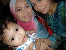 fifi, aku dan Waheeda