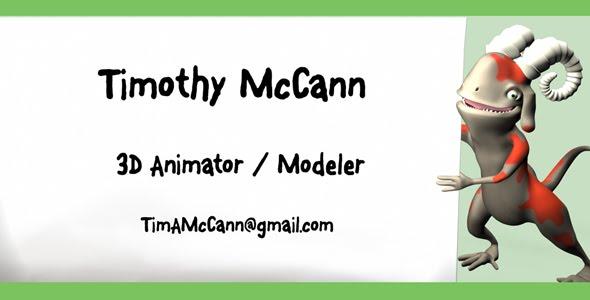 Tim A McCann