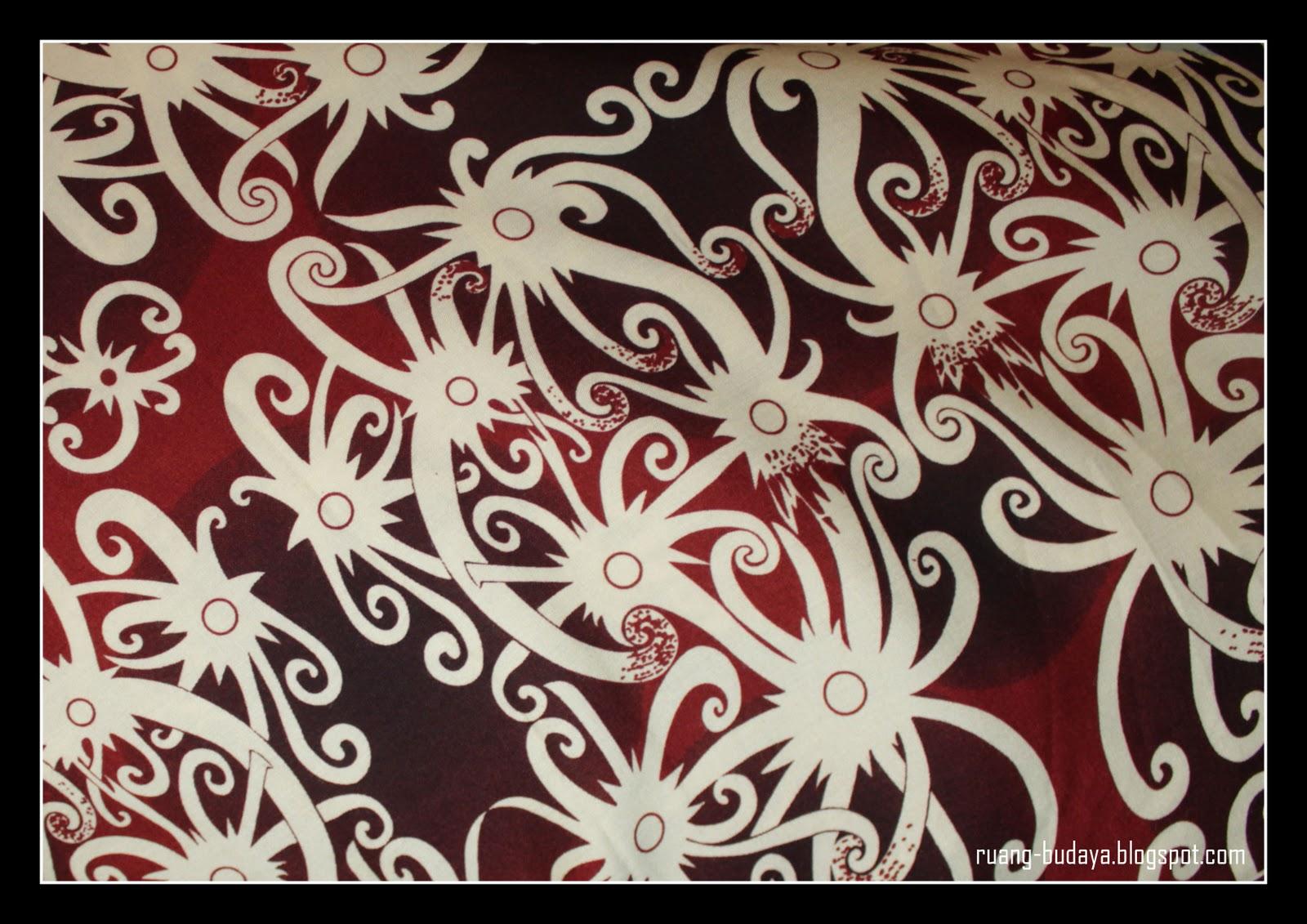 Batik Kalimantan Image