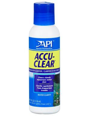 Aquarium Pharmaceuticals Accu-Clear Water Clarifier