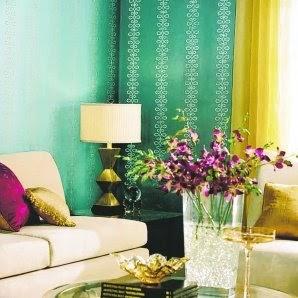Big Images Blog Use Wallpaper To Make Your Room Look Bigger