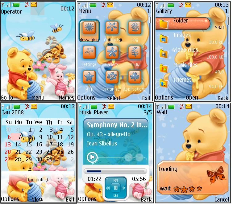 wallpaper baby pooh. wallpaper baby disney. disney