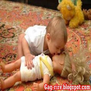 amours enfant