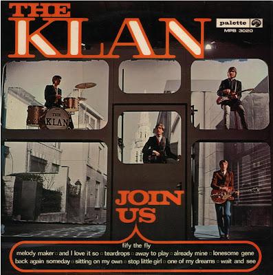 Fantômes du rock ! KlanF