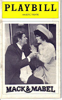 Playbill - Mack and Mabel