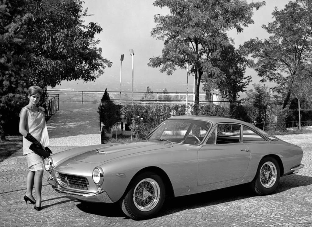 ATHENS CAR BLOG: Vintage Photos: Ferrari 250 GT Berlinetta Lusso 1962