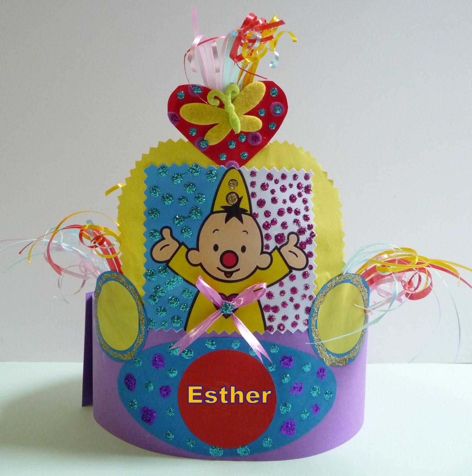Syl S Verjaardagsmutsen Syl S Birthday Hats Maart 2010