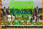 ¿Conoces Apure?