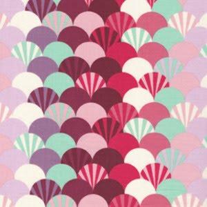 [La Compagnie des Radis] Des nouvelles du front! p.6 (16/02) - Page 2 Tula_pink_parisville_fans_in_pomegranate