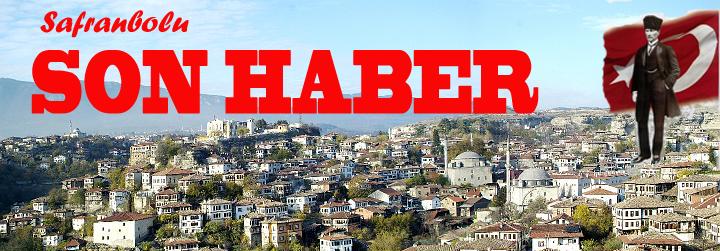 SAFRANBOLU SONHABER GAZETESİ