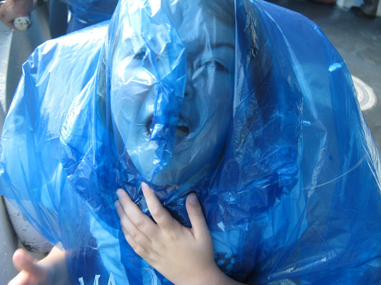 Amy on Maid of the Mist