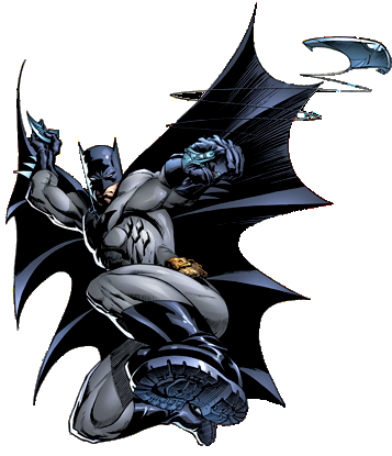 Personajes Del Comic Batman