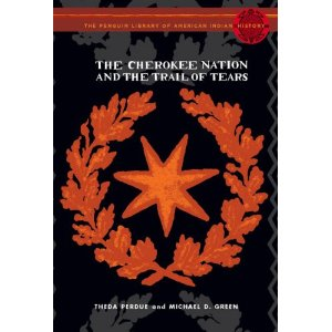 the cherokee removal book review