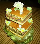Wedding Cakes - Kek Lapis Puncak Kasih