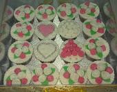 Cupcakes Fondant - Hantaran