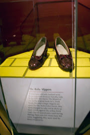 Dorothy&#39;s Ruby Slippers