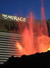 Volcano at Mirage