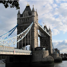 Tower Bridge, Built 1886-1894