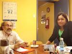 Visita oficial de supervición del Proyecto Diccionario Toponímico Bilingüe Básico del Valle.