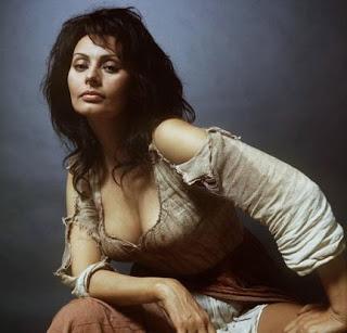 vintage nude sophia loren ...