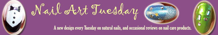 Nail Art Tuesday
