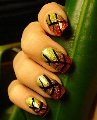 beautiful and creative nail art
