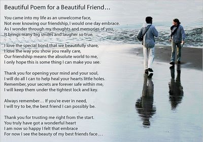Funny Friendship Poems on Friends Can And There S Nothing Like Sharing ...