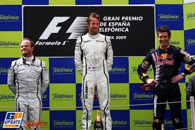 Rubinho não é 2° piloto em 2009, falta sorte e cuidado nas declarações. 125921