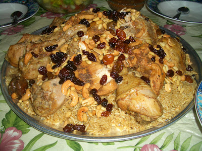 Kabsa 1  - cooking competition oct 2011