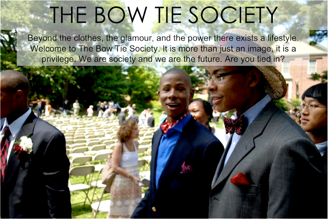 The Bow Tie Society