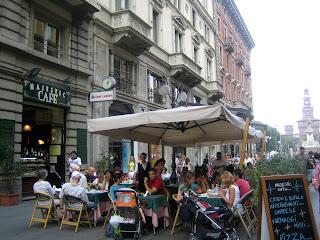 Majestic em Milão