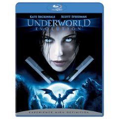 WIN a Underworld Evolutions Blu-ray Dvd