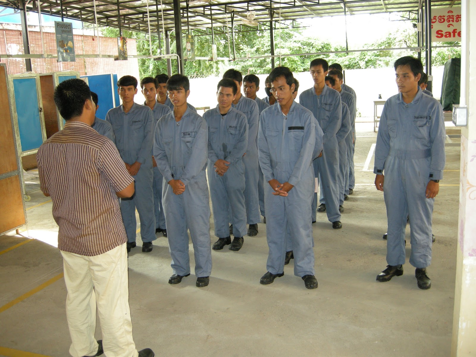 skill and industrial training What is industrial training industrial training refers to work experience done during the program of study that is relevant to professional development prior to graduation.