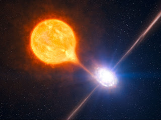 Un agujero negro estelar