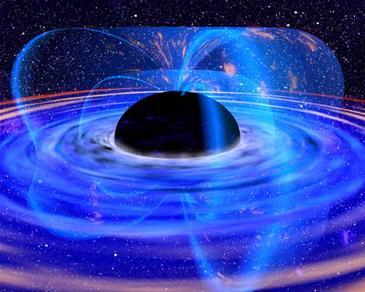 El universo tiene que haber nacido dentro de un agujero negr