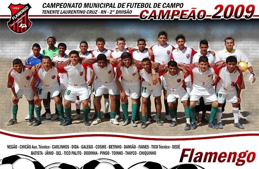 Flamengo de Tenente Laurentino Cruz-RN