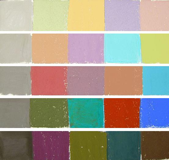 Landscape Painting In Pastels CHAPTER TWENTY FIVE VALUE