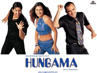Bollywood download centre: Hungama(2003)|500MB DVDRip ...