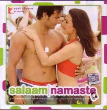 الفيلمـ الهندى الرائع Salaam Namaste 2005 للنجمة Preity Zinta مدبلج للعربيه بصيغة Rmvb + Salam+namste