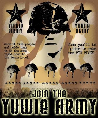 Yuwie Army