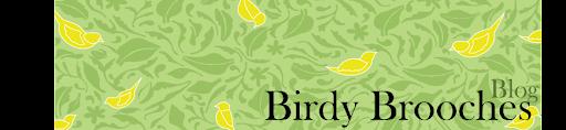 Birdy Brooch