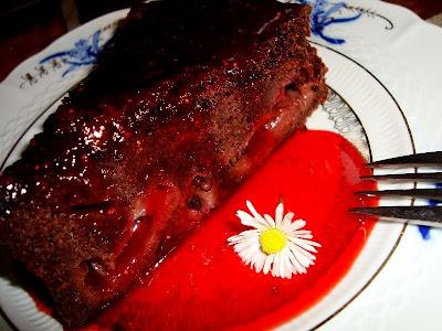 Articole culinare : Prajitura cu iaurt si fructe