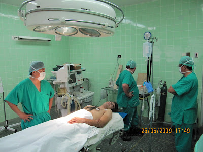 Elijen nuevo director del Hospital Chota