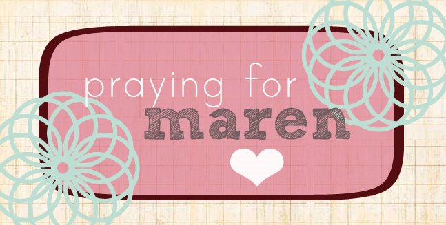 Praying for Maren