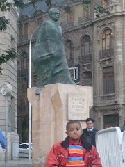 Parque Plaza de Armas en Santiago de Chile