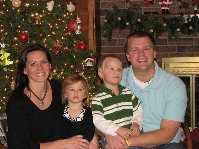 Family Pic December 2008
